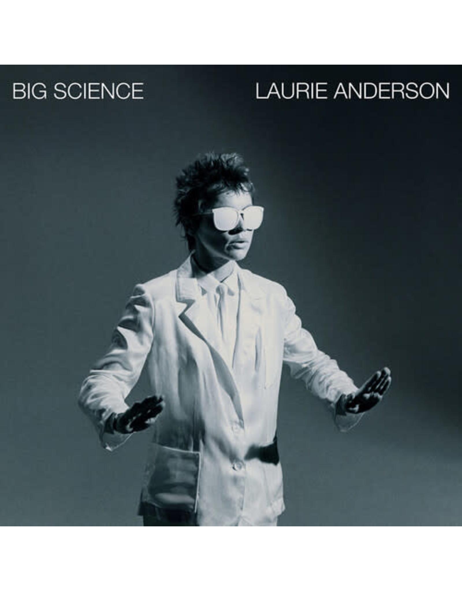 New Vinyl Laurie Anderson - Big Science LP
