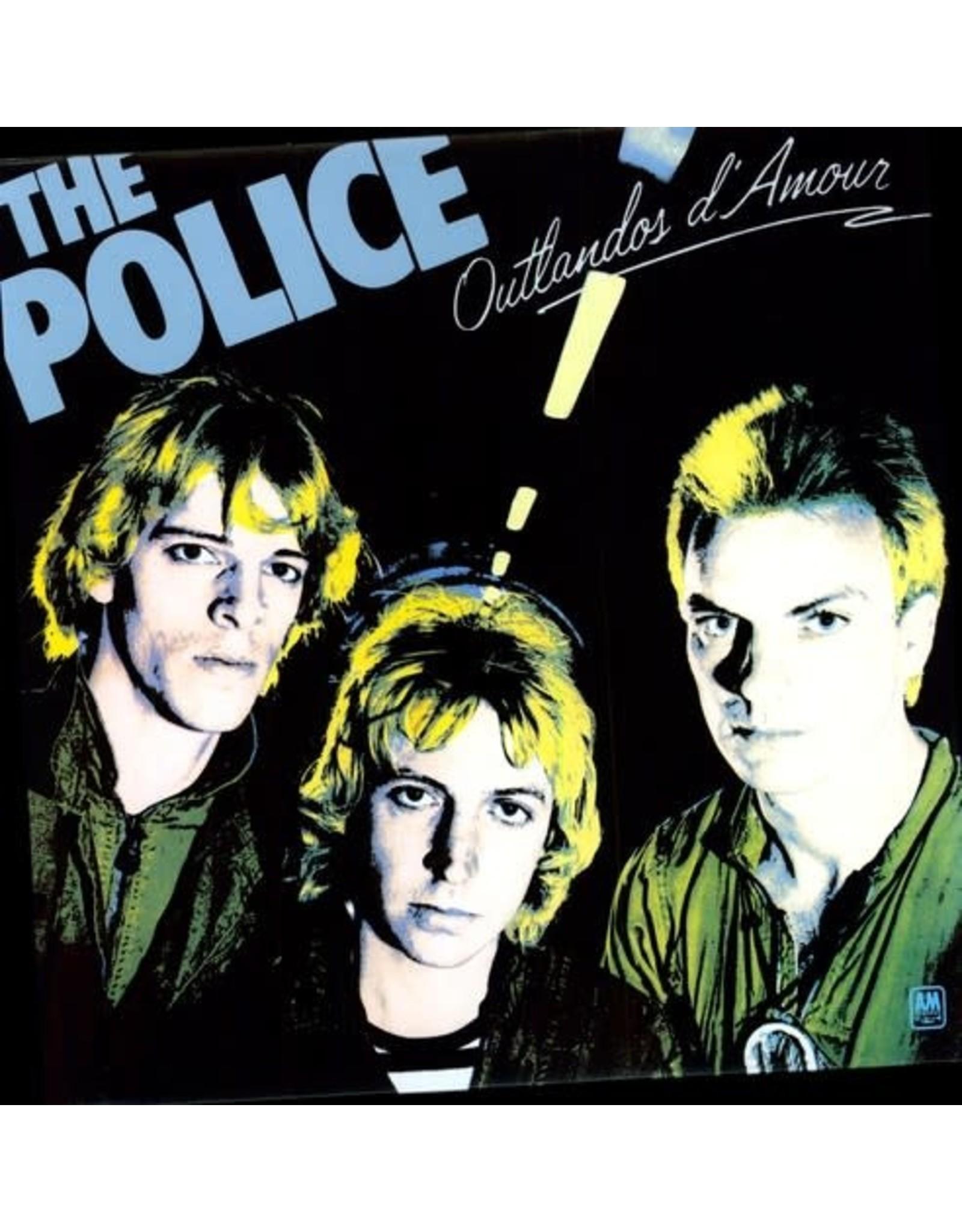 New Vinyl The Police - Outlandos D'Amour LP