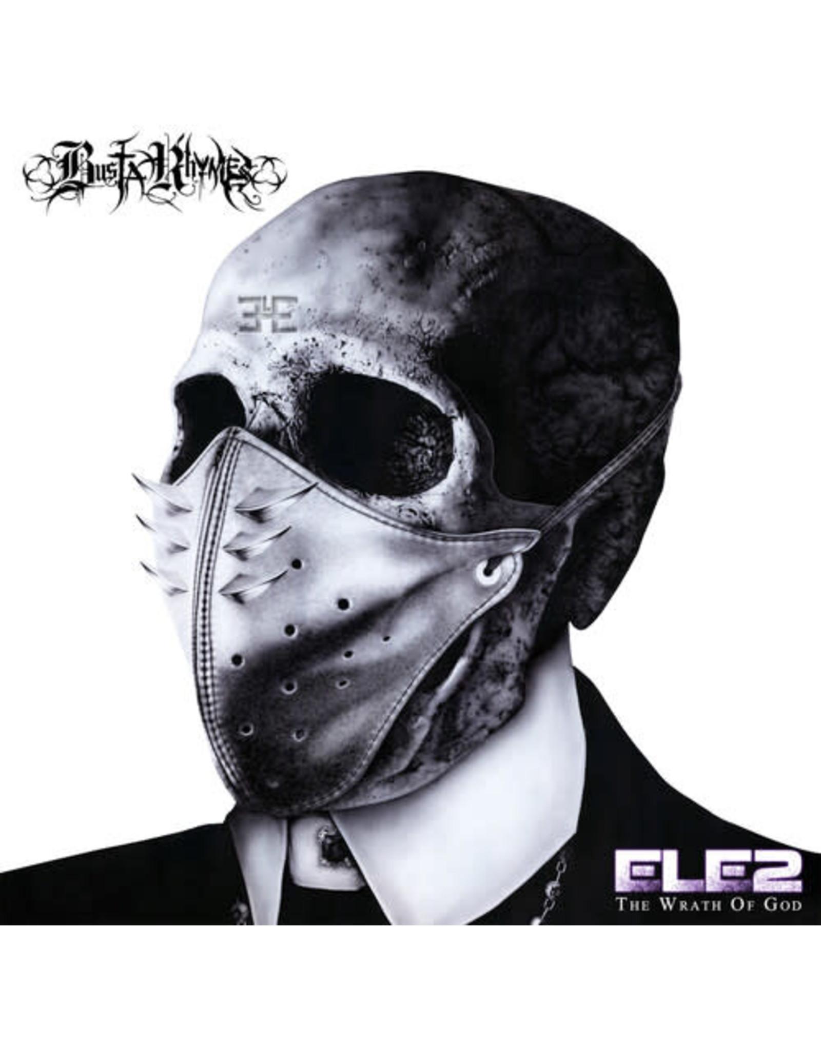 New Vinyl Busta Rhymes - Extinction Level Event 2: The Wrath of God (Split Black & White) 2LP