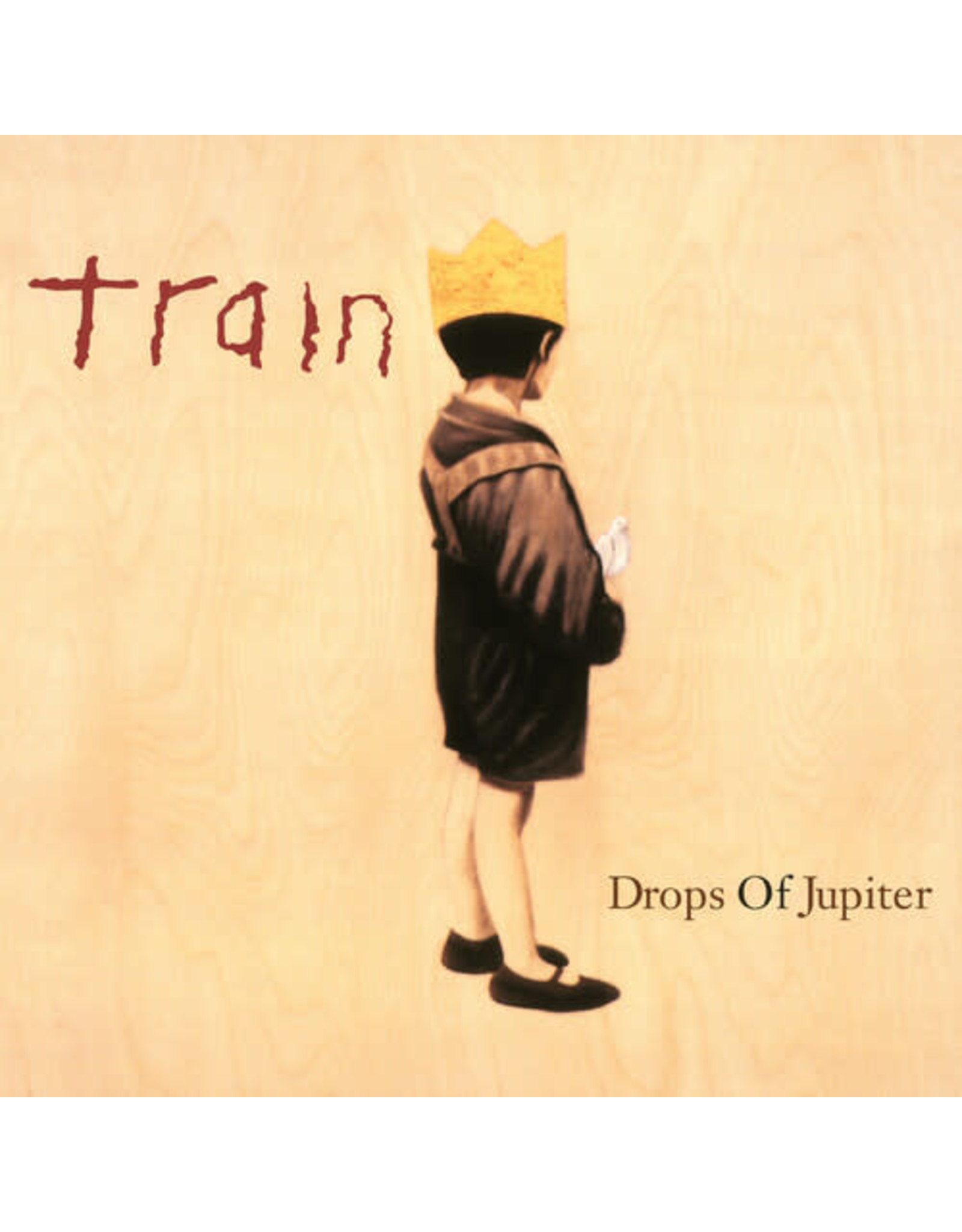 New Vinyl Train - Drops Of Jupiter (20th Anniversary, Colored) LP