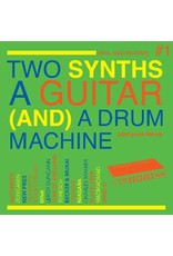 New Vinyl Various - Two Synths A Guitar (And) A Drum Machine #1 2LP
