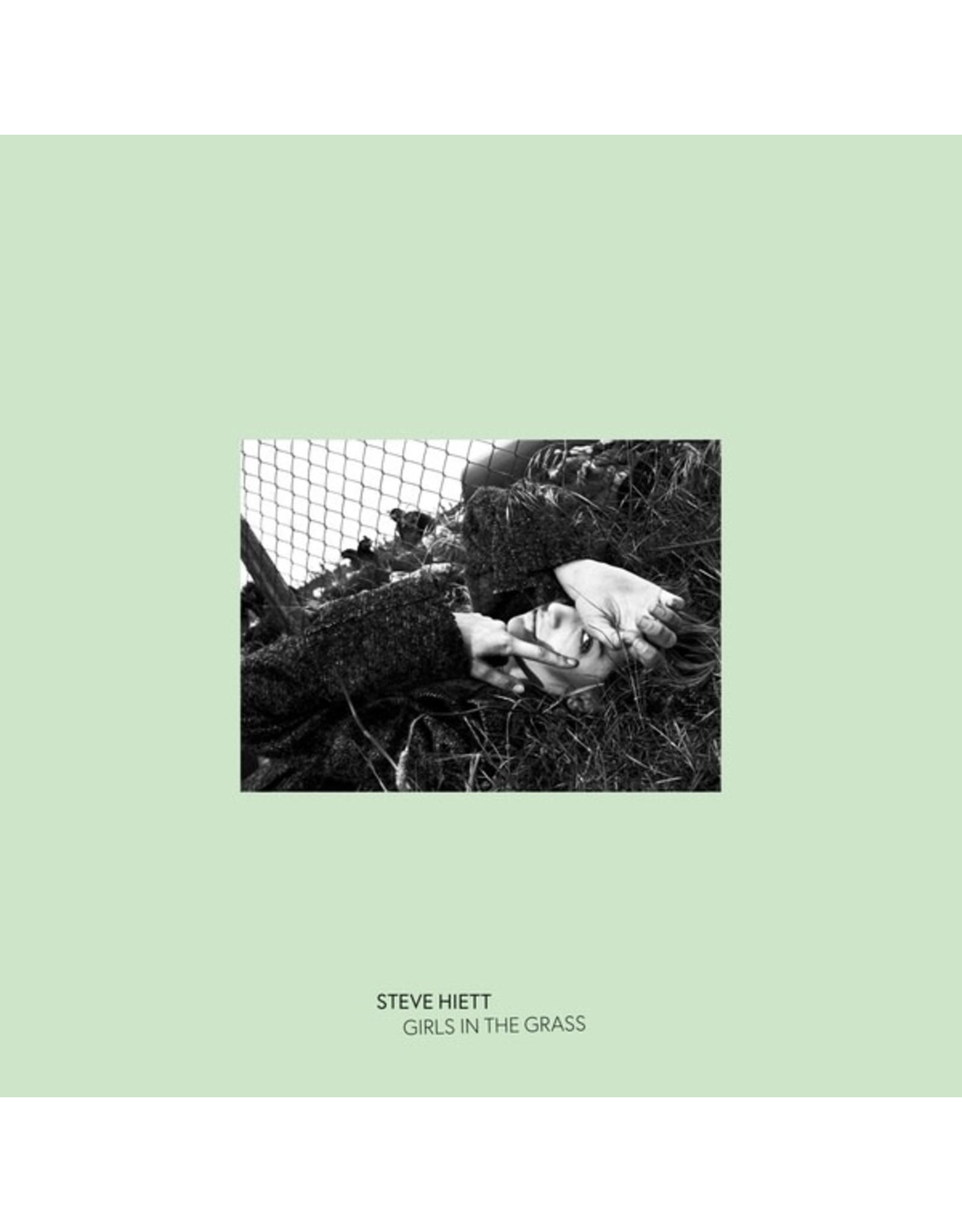 New Vinyl Steve Hiett - Girls In The Grass LP