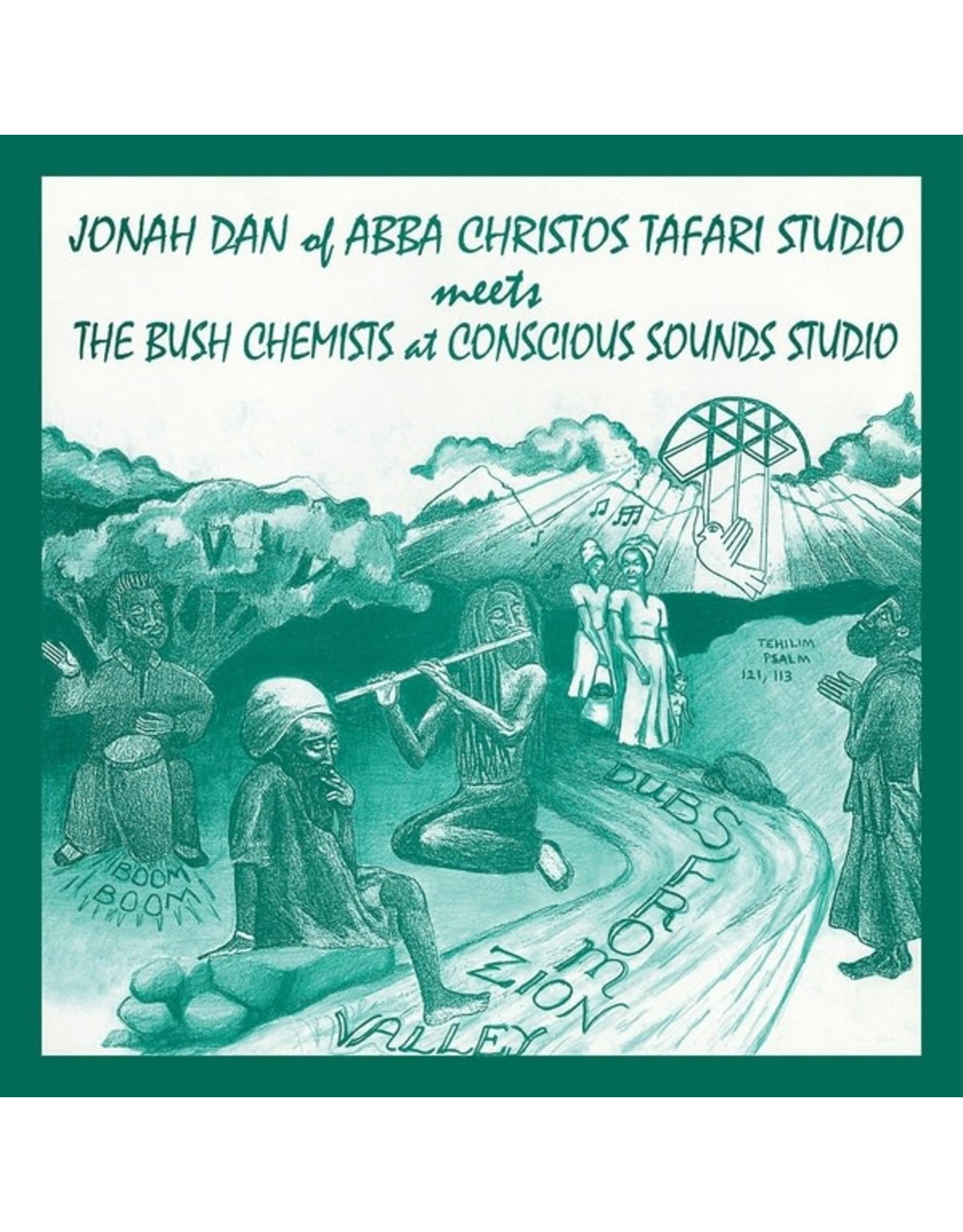 New Vinyl Jonah Dan Meets The Bush Chemists - Dubs From Zion Valley LP