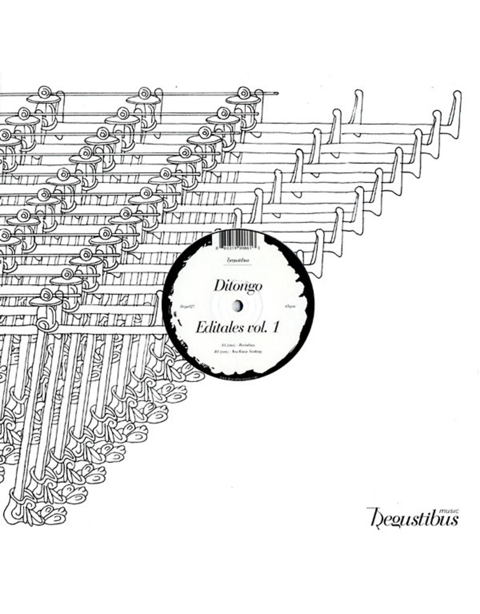 """New Vinyl Ditongo - Editales Vol. 1 12"""""""