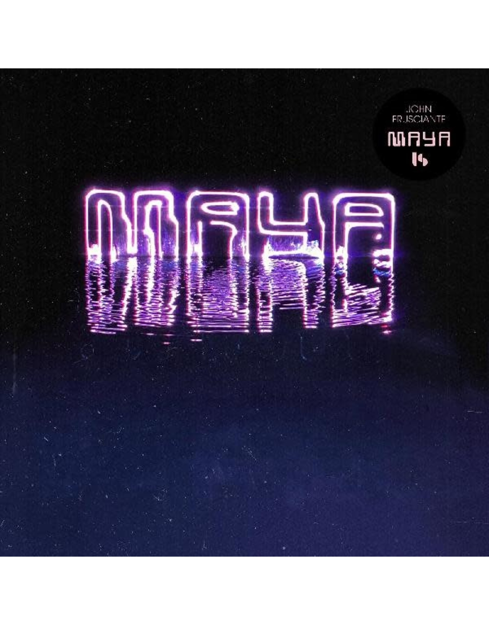 New Vinyl John Frusciante  - Maya (Ltd. Color) 2LP