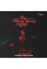New Vinyl Whatitdo Archive Group - The Black Stone Affair OST LP