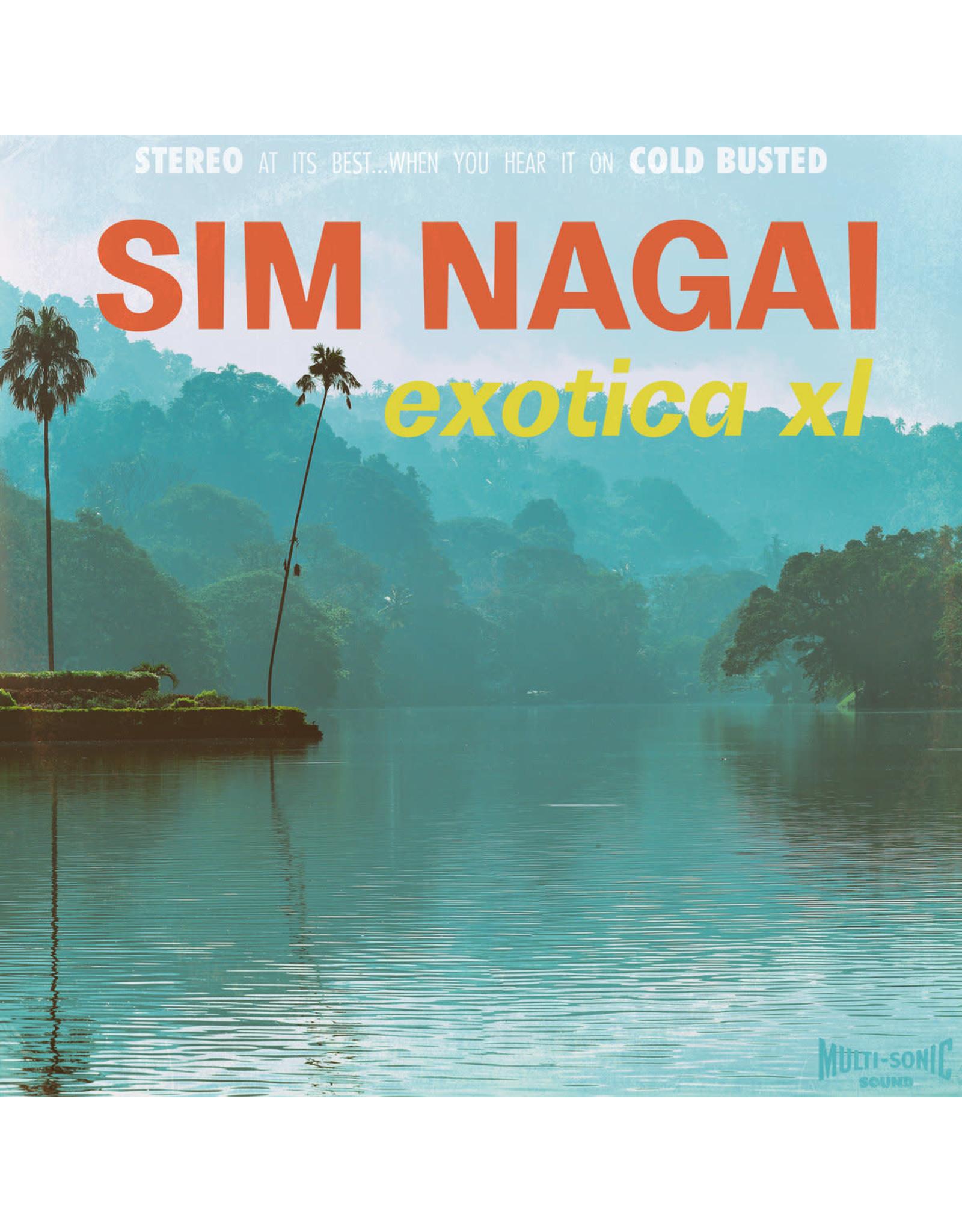 New Vinyl Sim Nagai - Exotica XL LP