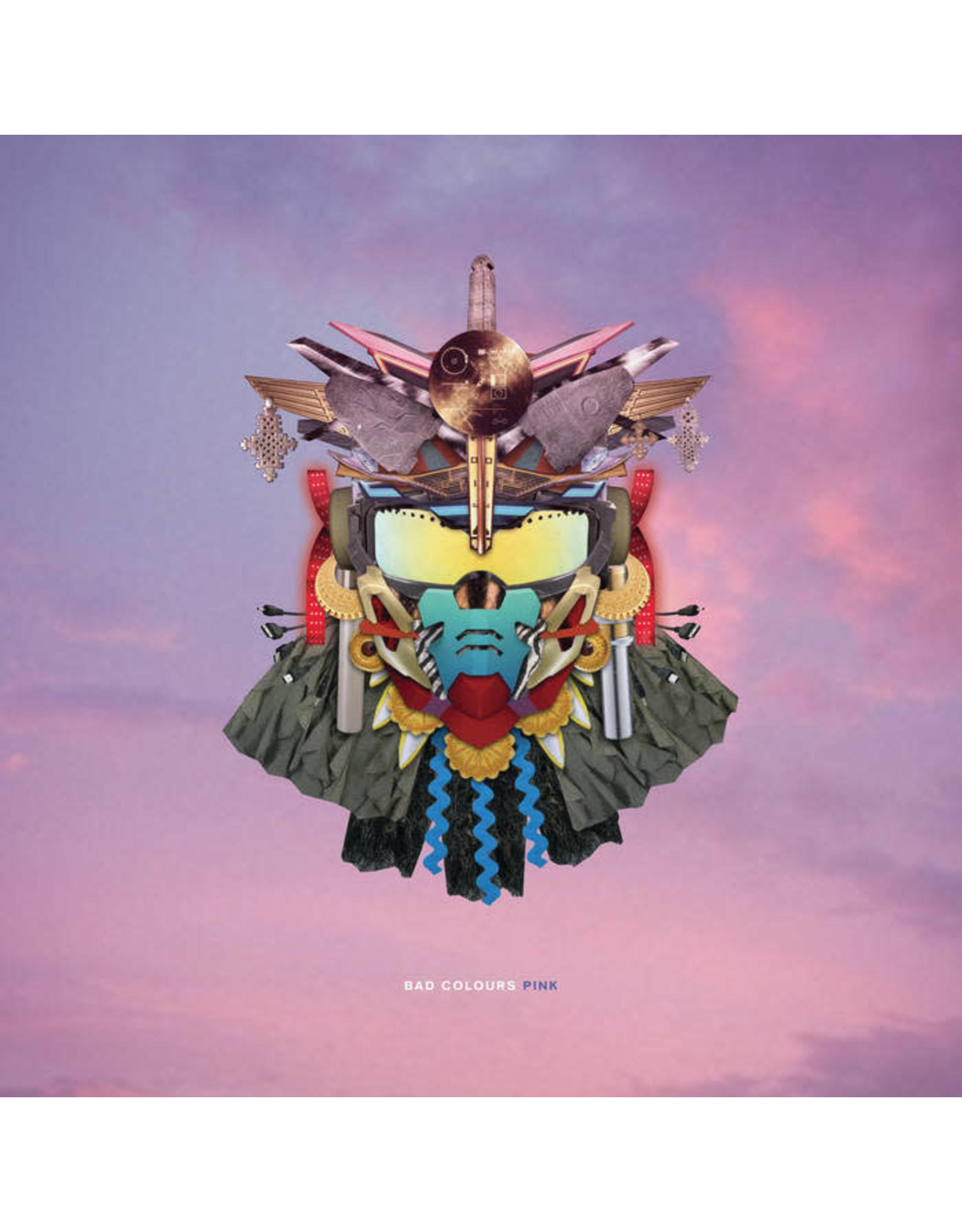 New Vinyl Bad Colours - PINK LP