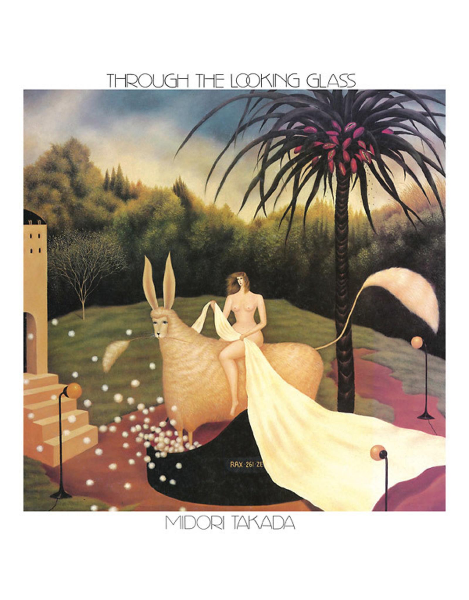 New Vinyl Midori Takada - Through The Looking Glass LP