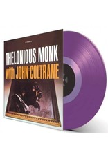 New Vinyl Thelonious Monk With John Coltrane - S/T (Colored) LP