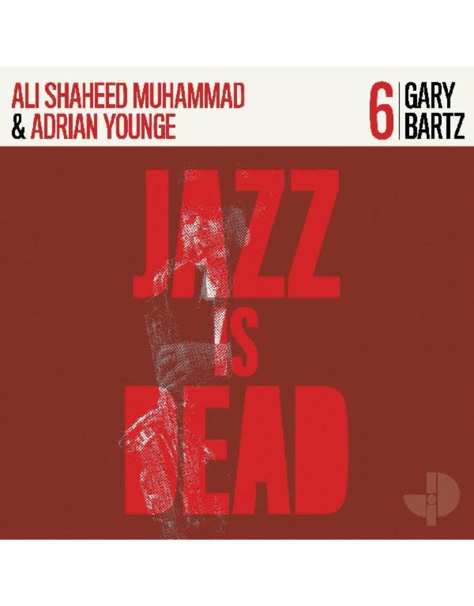 New Vinyl Ali Shaheed Muhammad &  Adrian Younge Present: Gary Bartz - JID006