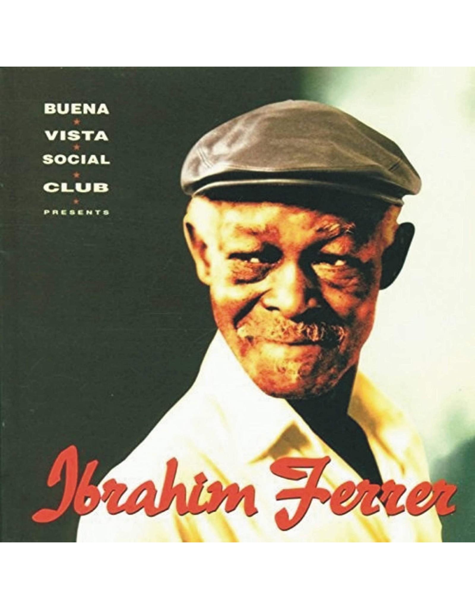 New Vinyl Buena Vista Social Club Presents - Ibrahim Ferrer 2LP