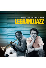 New Vinyl Miles Davis & Michel Legrand - Legrand Jazz (Colored) LP
