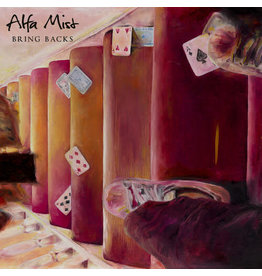 New Vinyl Alfa Mist - Bring Backs LP