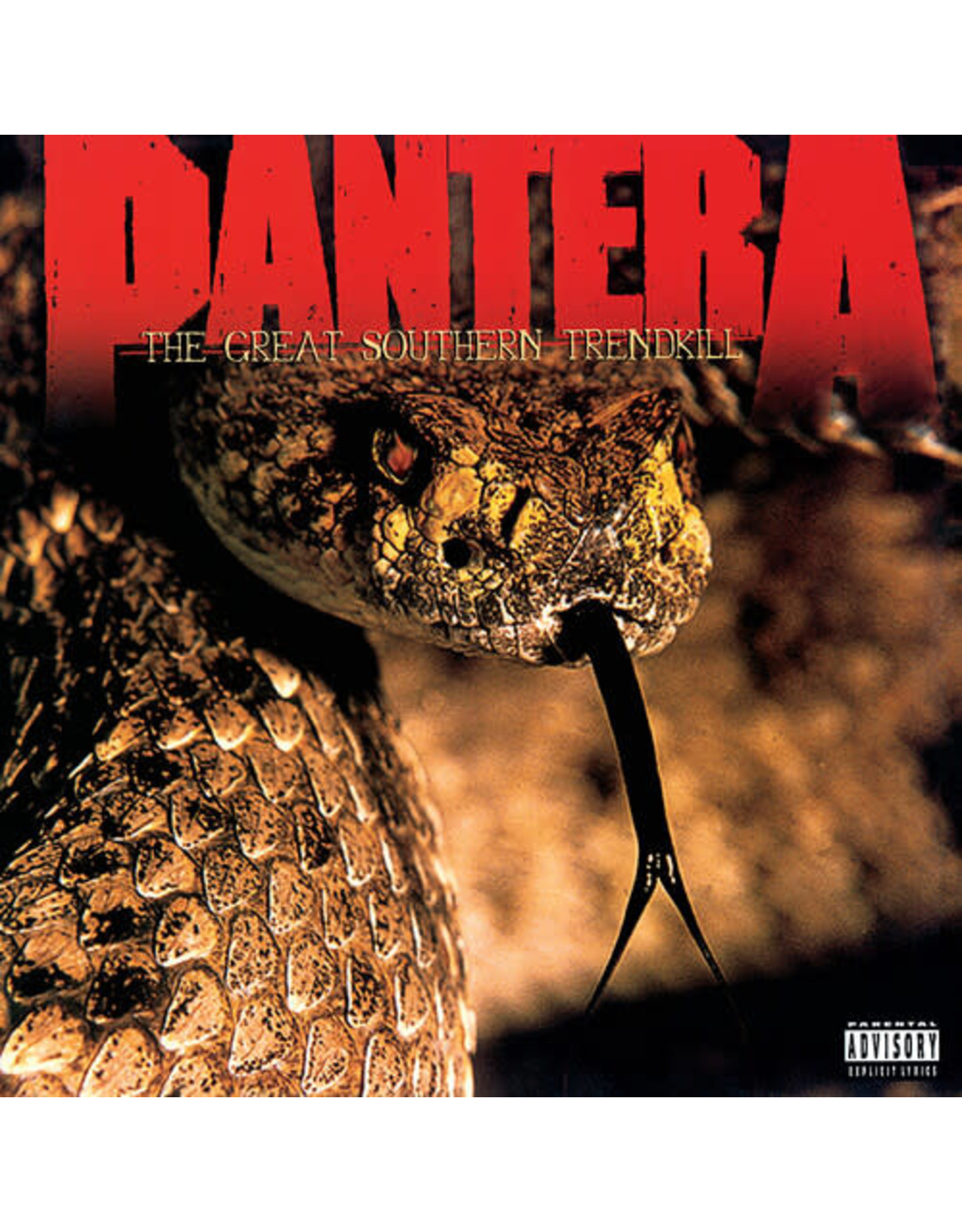New Vinyl Pantera - The Great Southern Trendkill  (Ltd., Colored) LP