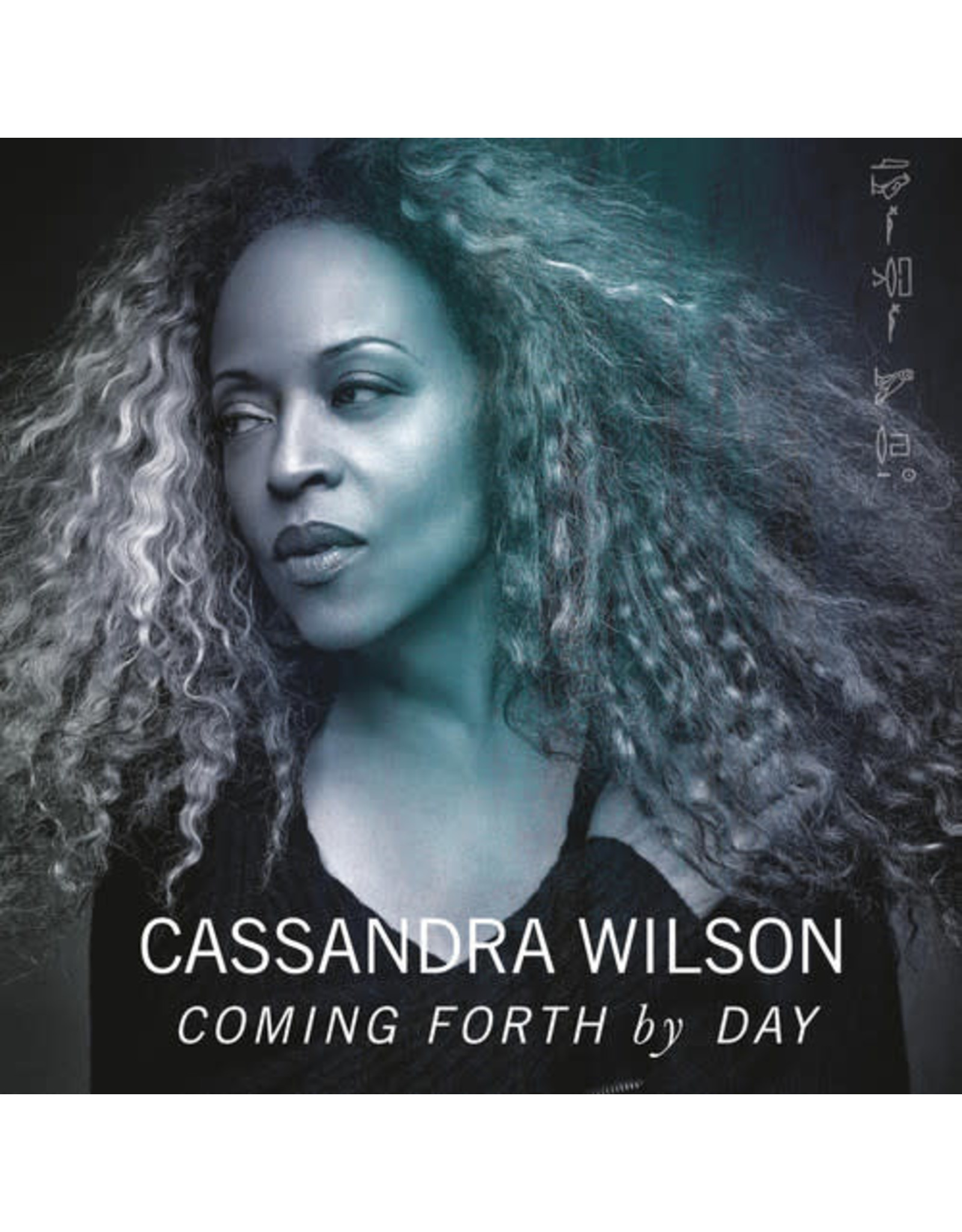 New Vinyl Cassandra Wilson - Coming Forth By Day 2LP