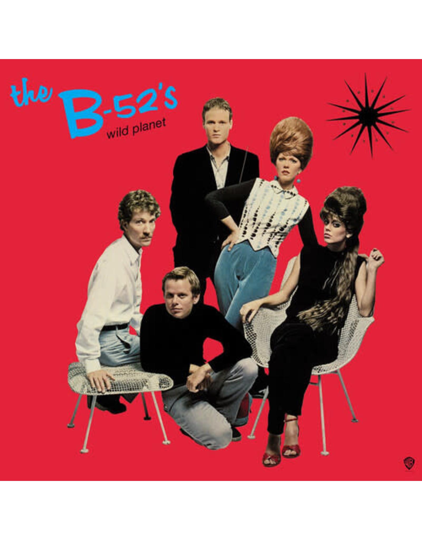New Vinyl B-52's - Wild Planet LP