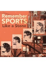New Vinyl Remember Sports - Like a Stone (Colored) LP