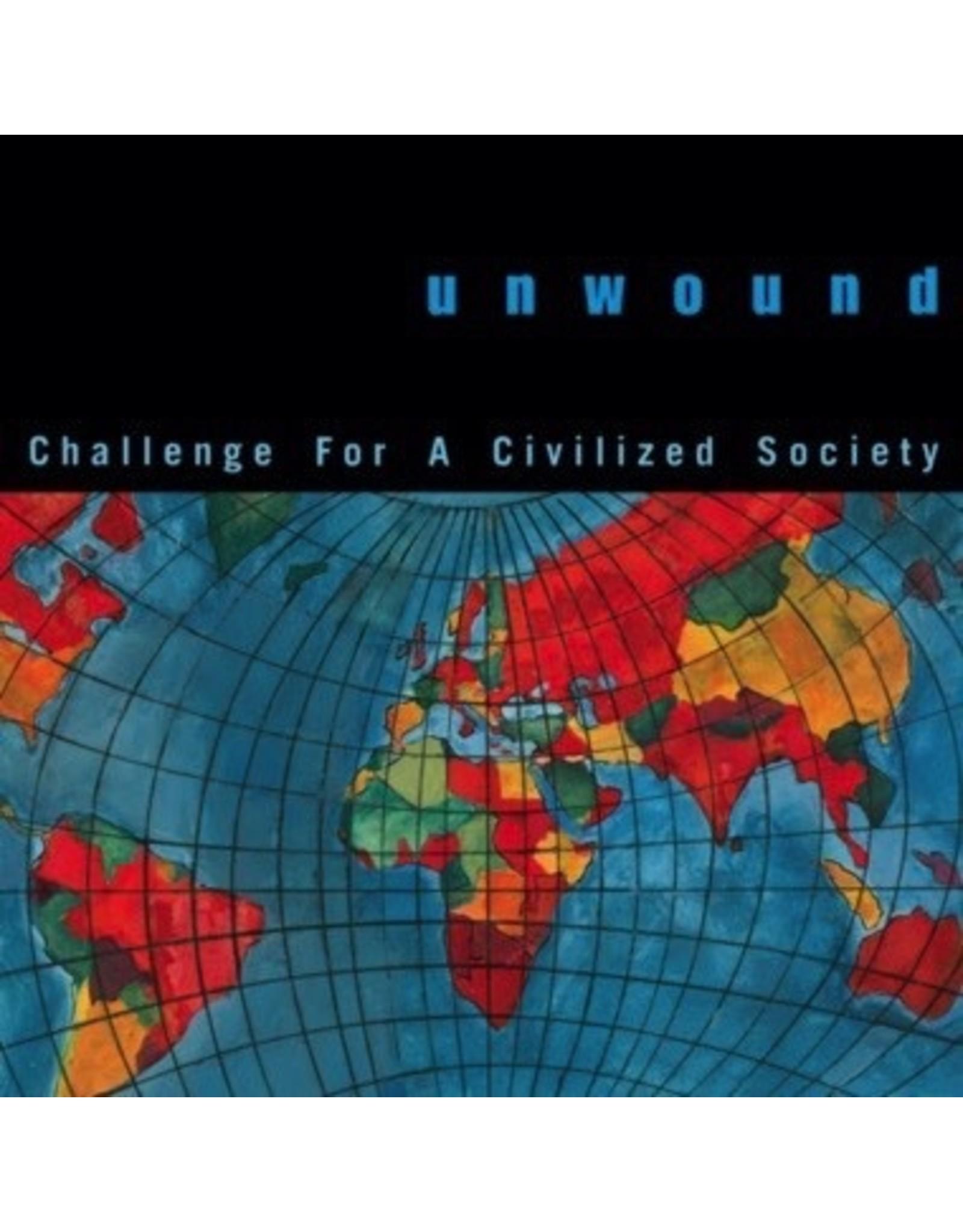 New Vinyl Unwound - Challenge For A Civilized Society (Global Splatter) LP