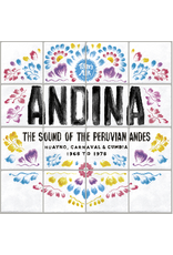 New Vinyl Various - Andina: The Sound Of The Peruvian Andes 2LP