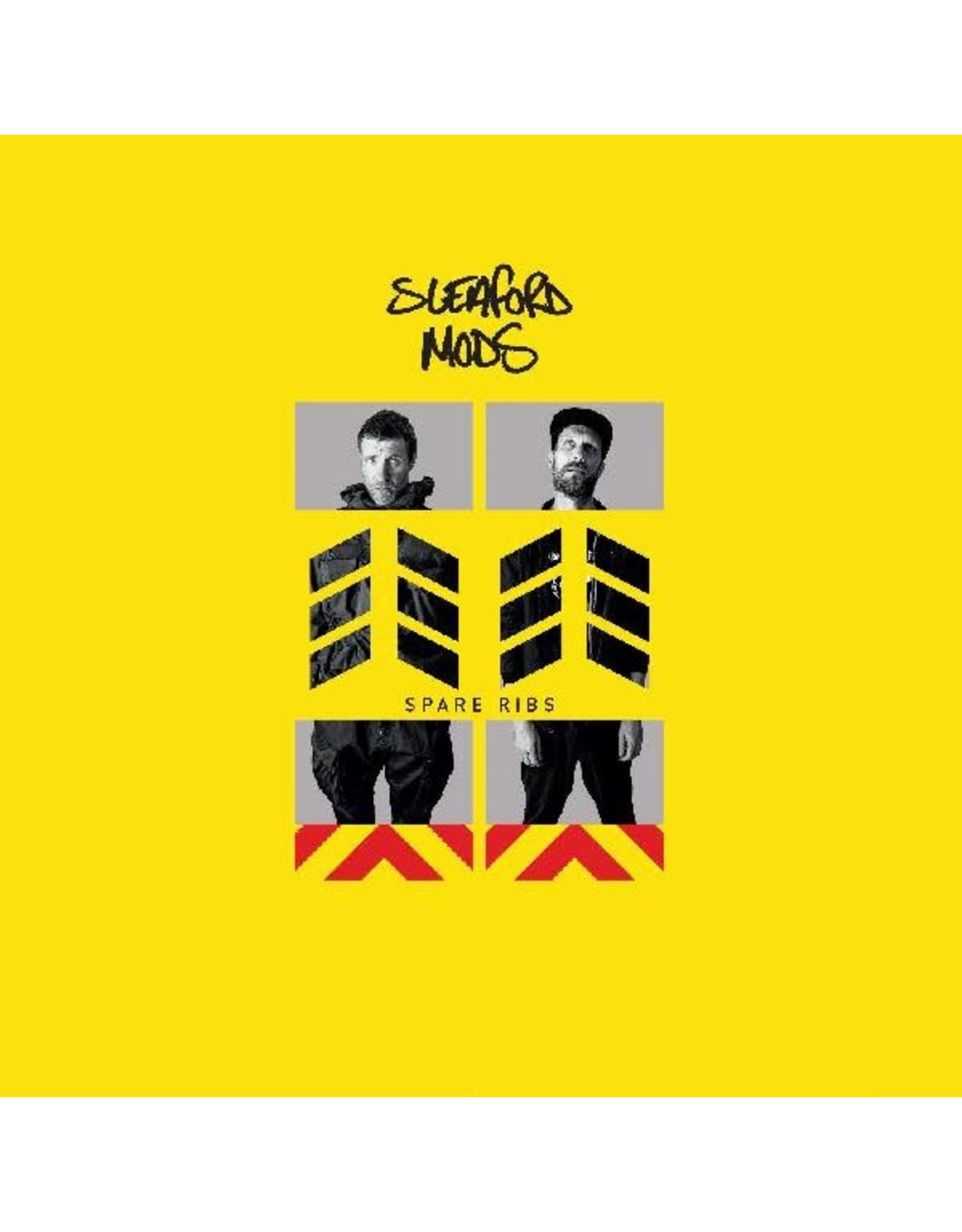 New Vinyl Sleaford Mods - Spare Ribs LP