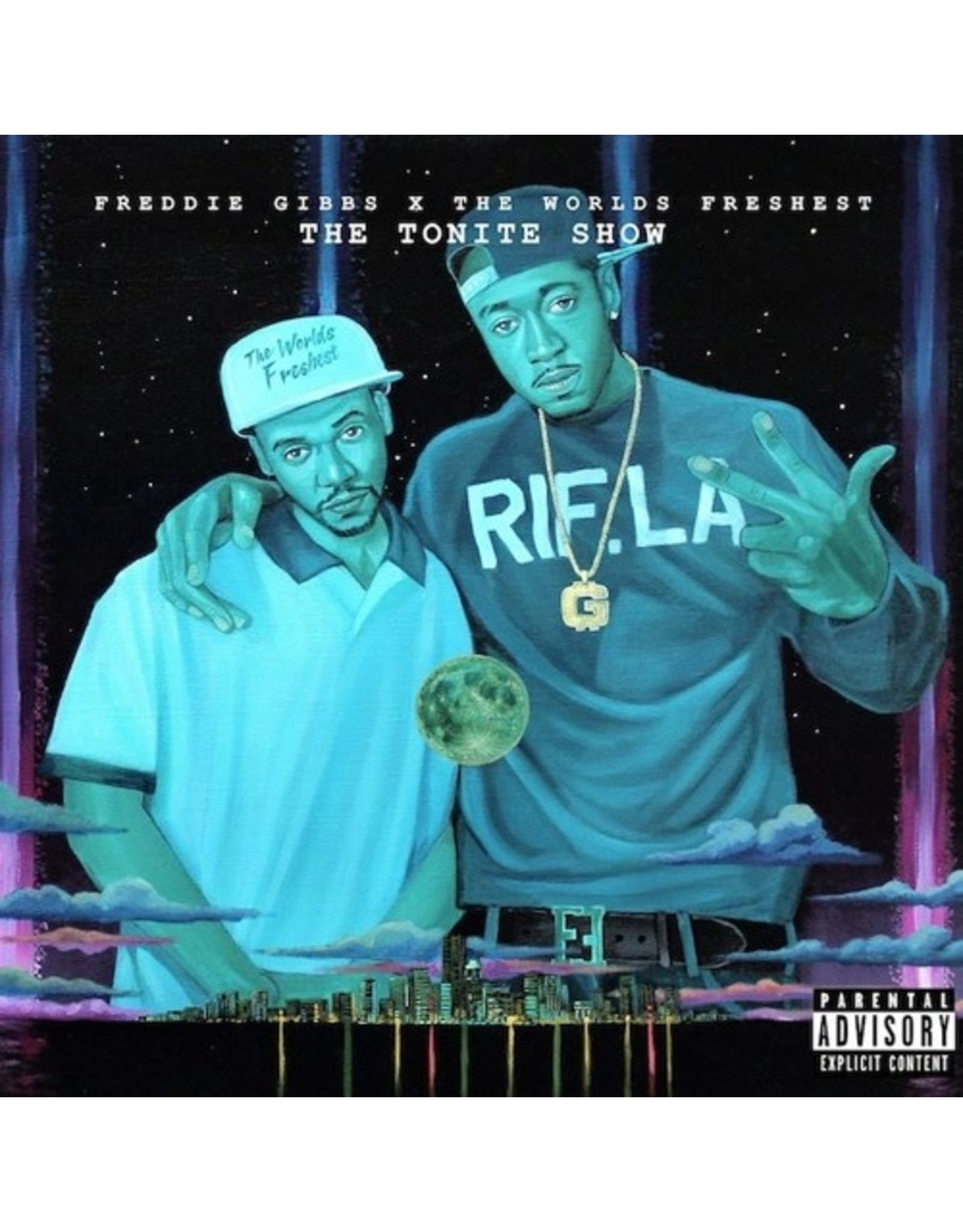 New Vinyl Freddie Gibbs & DJ Fresh - The Tonight Show LP