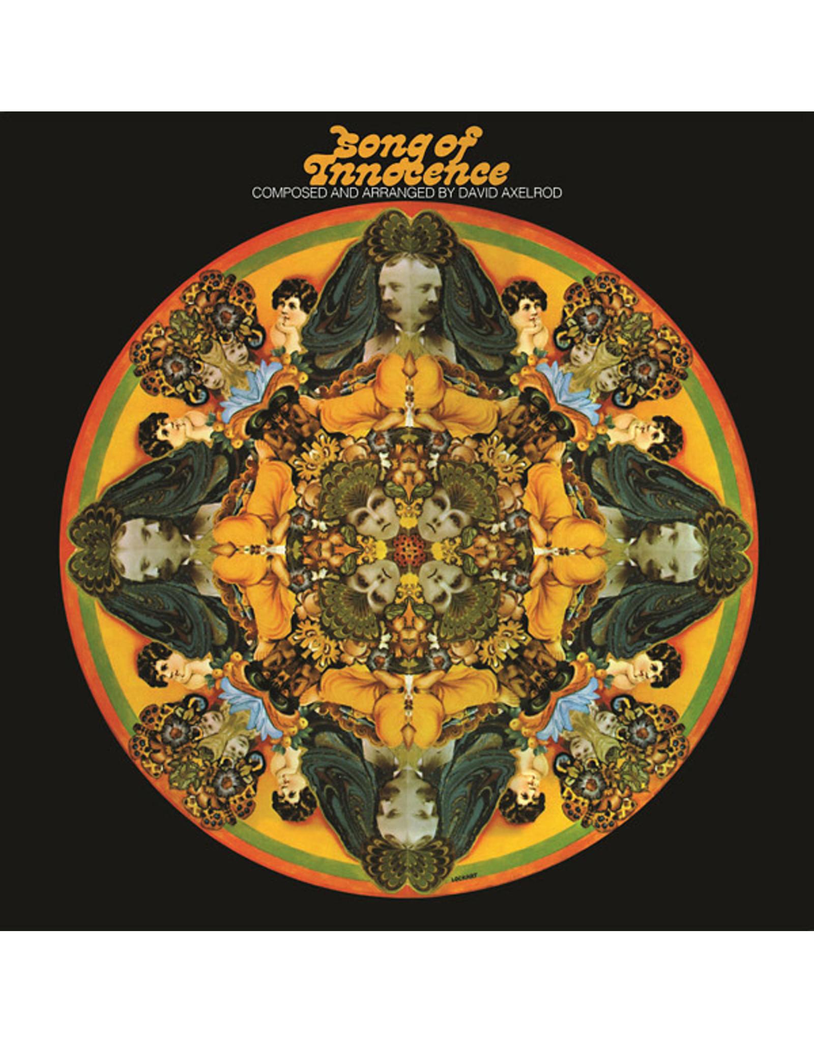 New Vinyl David Axelrod - Songs Of Innocence LP