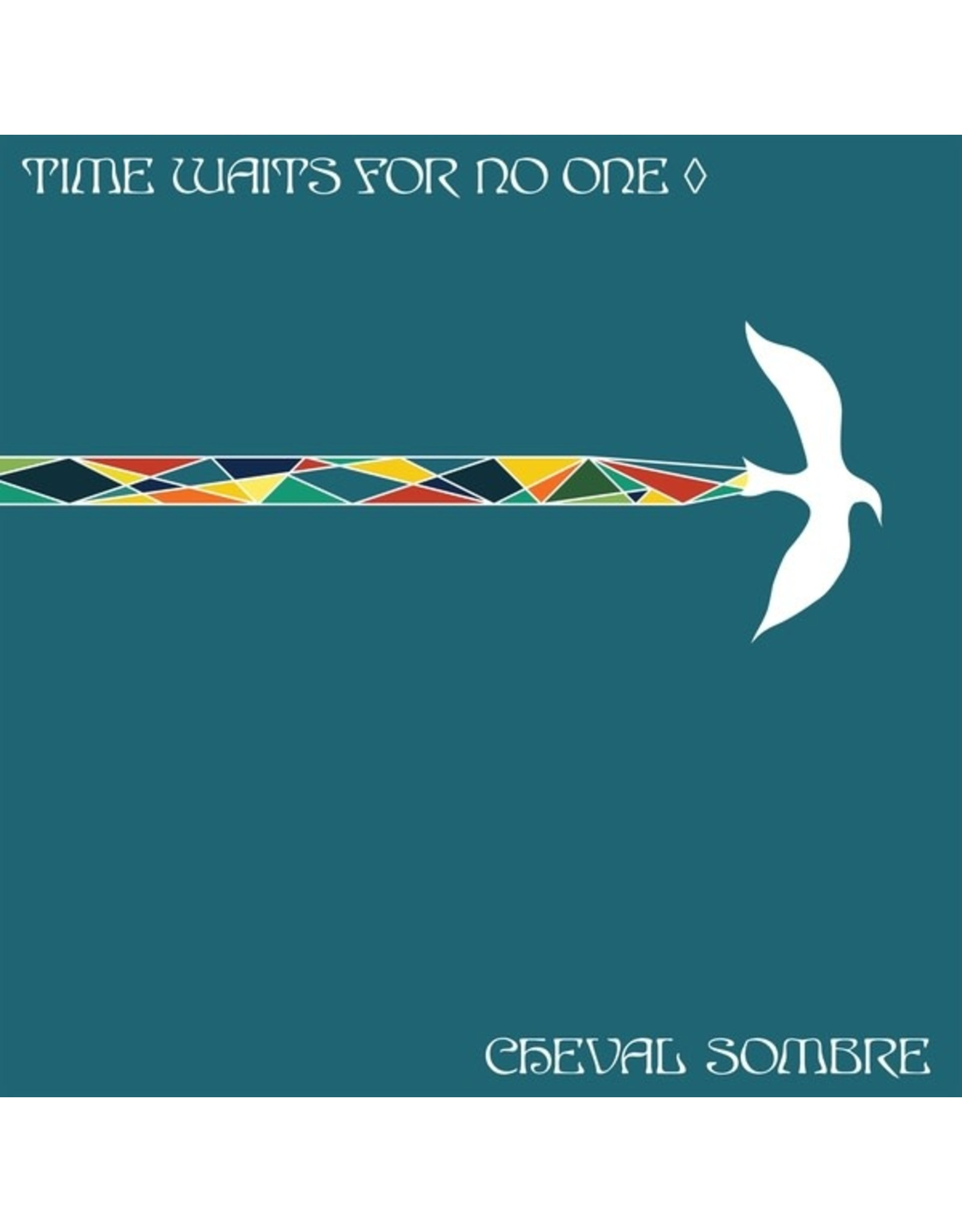 New Vinyl Cheval Sombre - Time Waits for No One LP