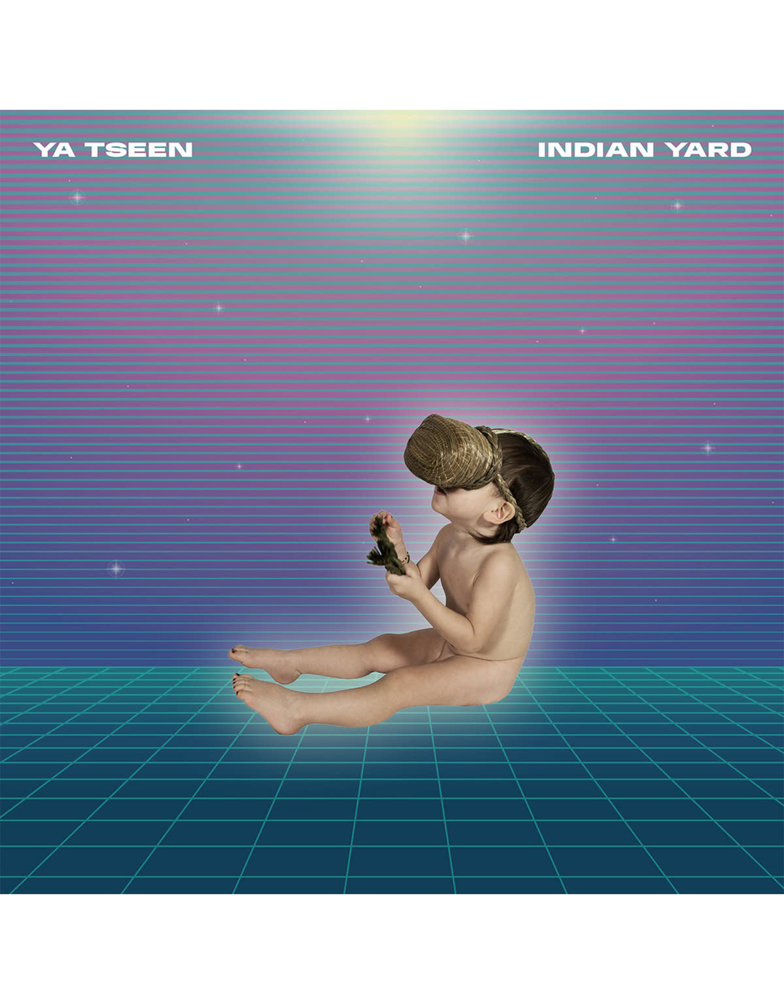 New Vinyl Ya Tseen - Indian Yard LP