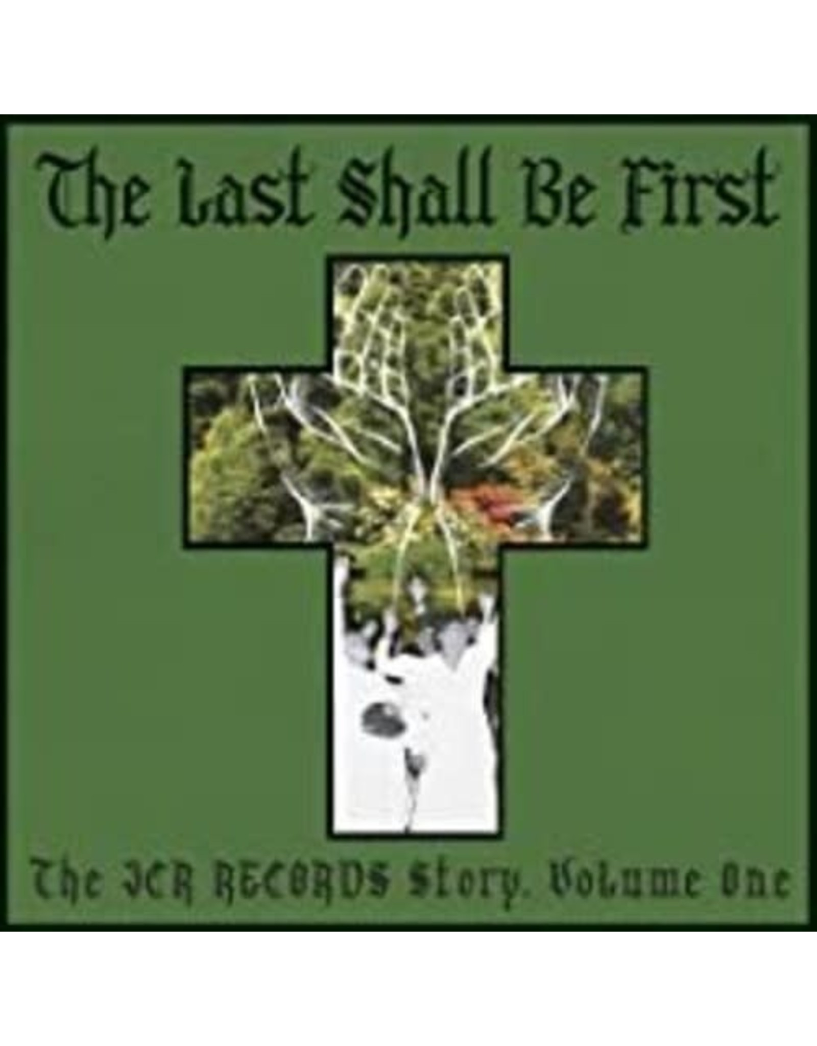 New Vinyl Various - The Last Shall Be First: The JCR Records Story Vol. 1 LP