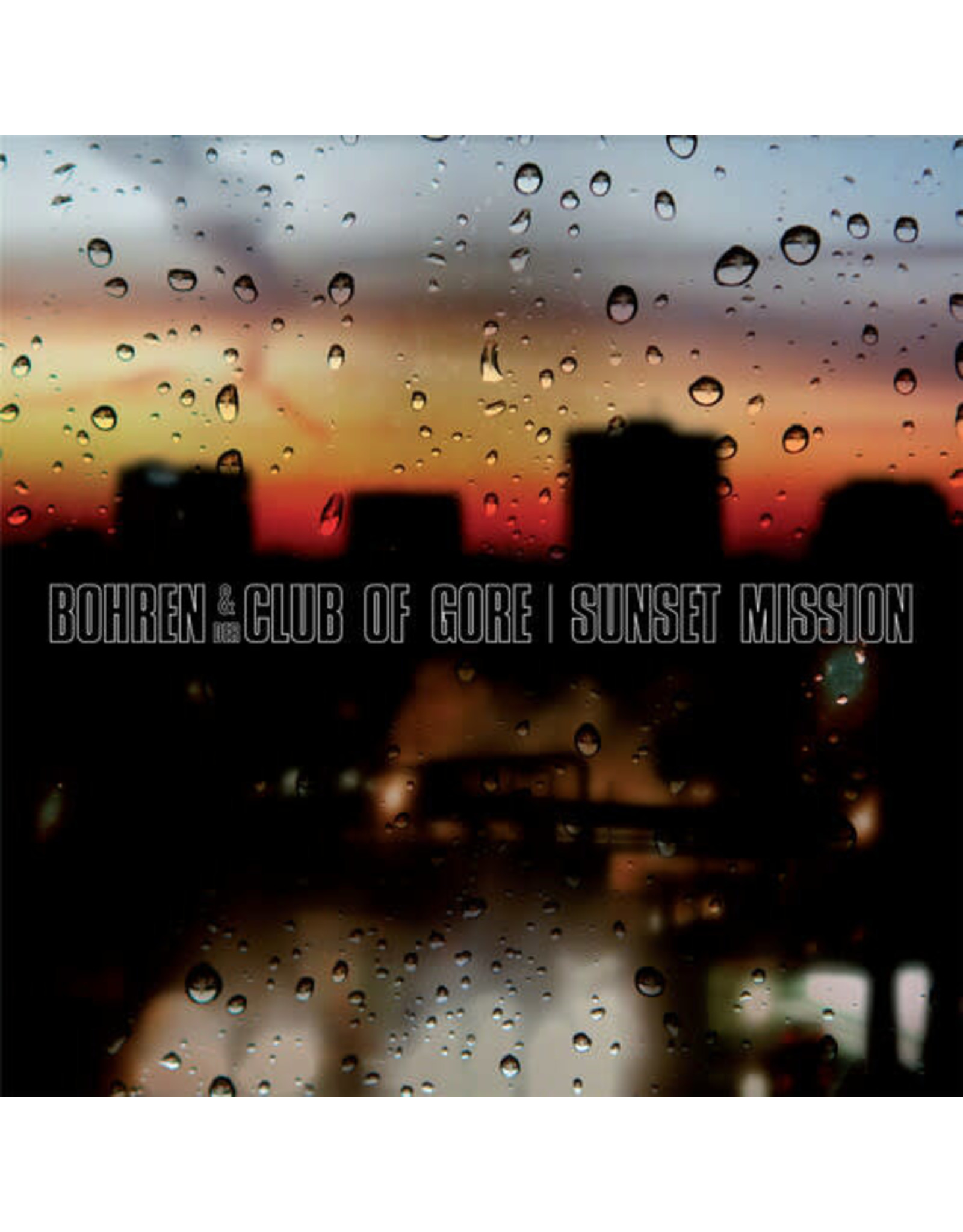 New Vinyl Bohren Und Der Club Of Gore - Sunset Mission 2LP