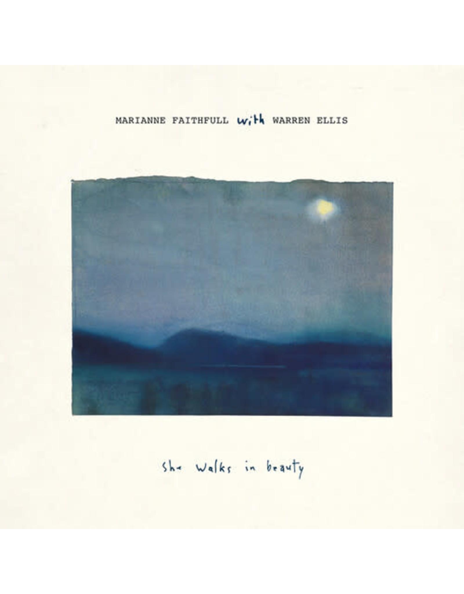 New Vinyl Marianne Faithfull With Warren Ellis - She Walks In Beauty 2LP