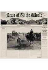 New Vinyl James Newton Howard  - News Of The World OST 2LP