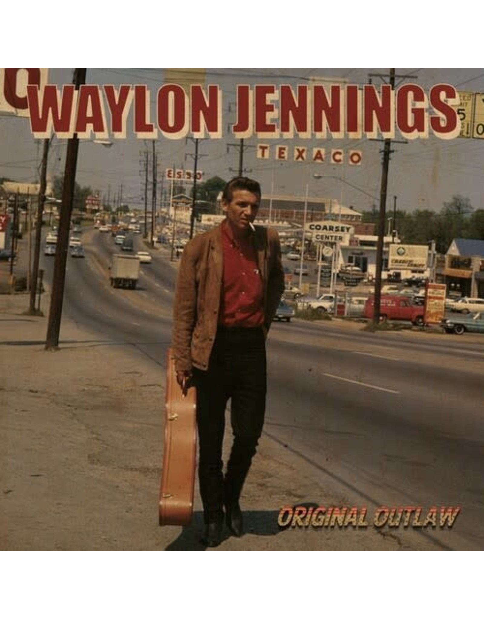 New Vinyl Waylon Jennings - Original Outlaw (Tri-Colored) LP