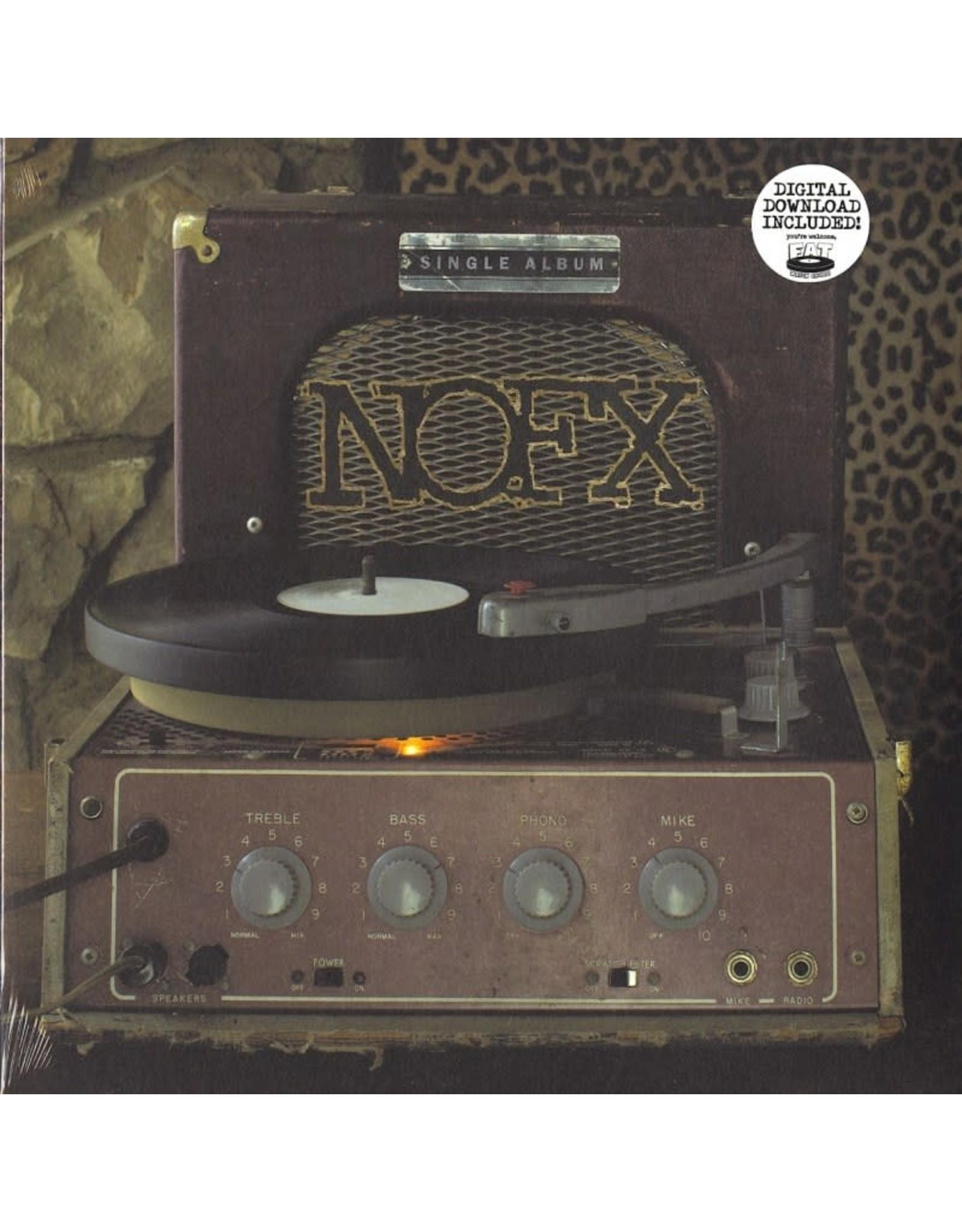 New Vinyl NOFX - Single Album LP