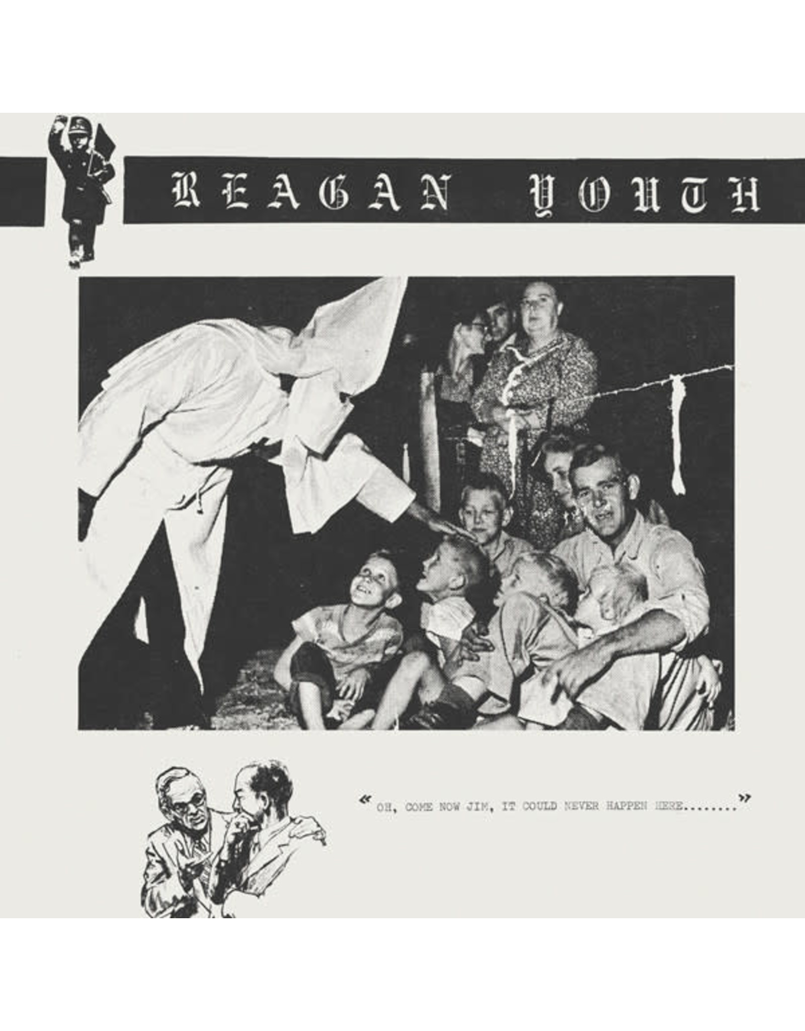 New Vinyl Reagan Youth - Youth Anthems For The New Order (Colored) LP