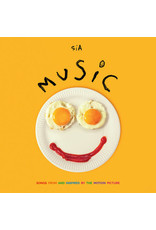 New Vinyl Sia - Music (Songs From And Inspired By The Motion Picture) LP