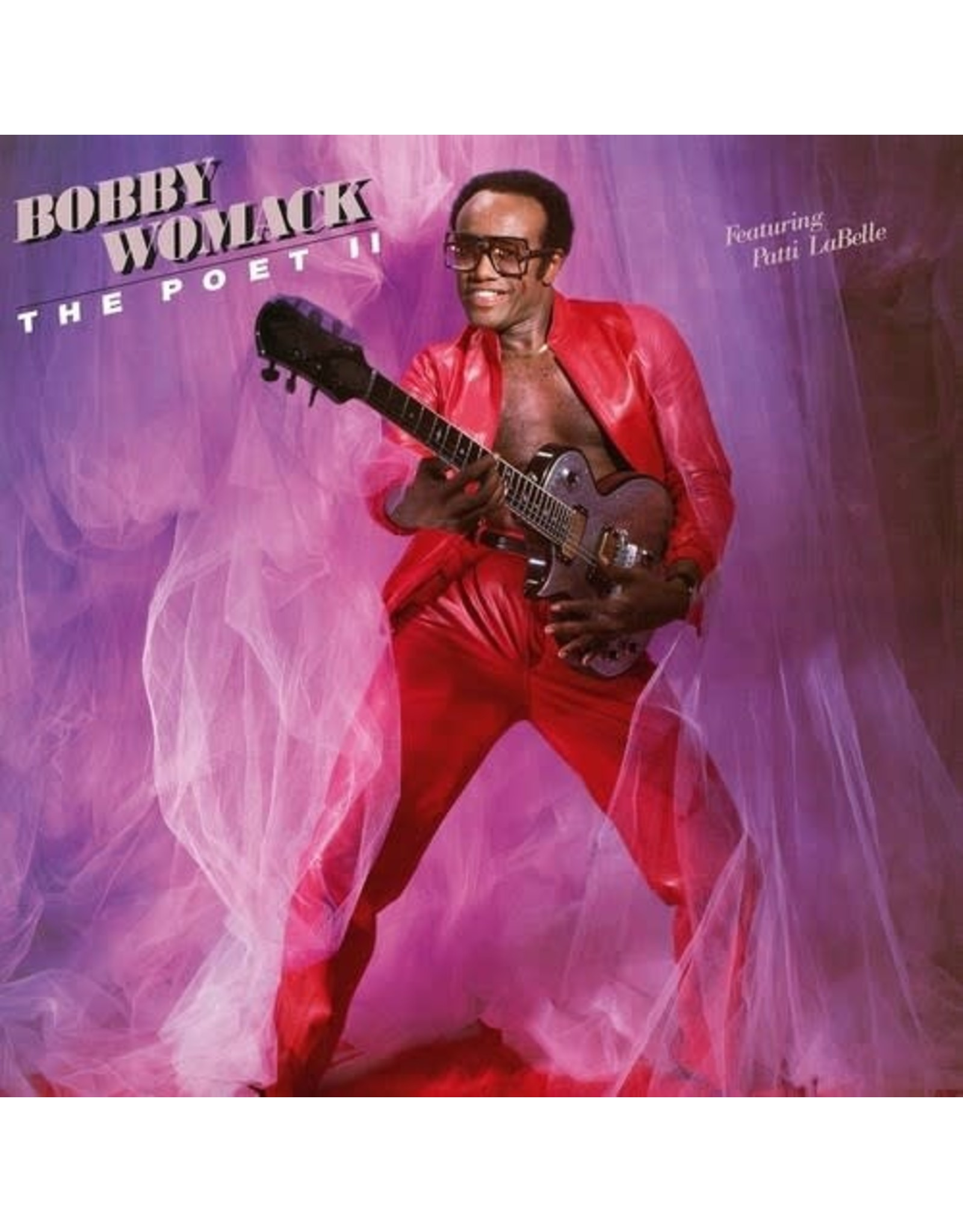 New Vinyl Bobby Womack - The Poet II LP
