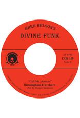 "New Vinyl Birmingham Travelers / Gospel Ambassadors - Call Me Answer / This Little Light Of Mine 7"""