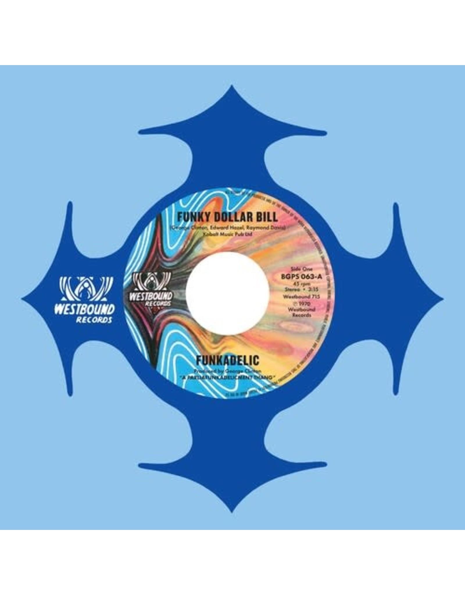 New Vinyl Funkadelic - Funky Dollar Bill / Instrumental [UK Import]