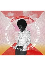 New Vinyl Steve Arrington - Down To The Lowest Terms: The Soul Sessions 2LP