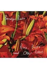 New Vinyl Porridge Radio - Rice, Pasta And Other Fillers (Clear) LP