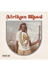 New Vinyl Various Artists - Afrikan Blood (IEX, Colored) LP