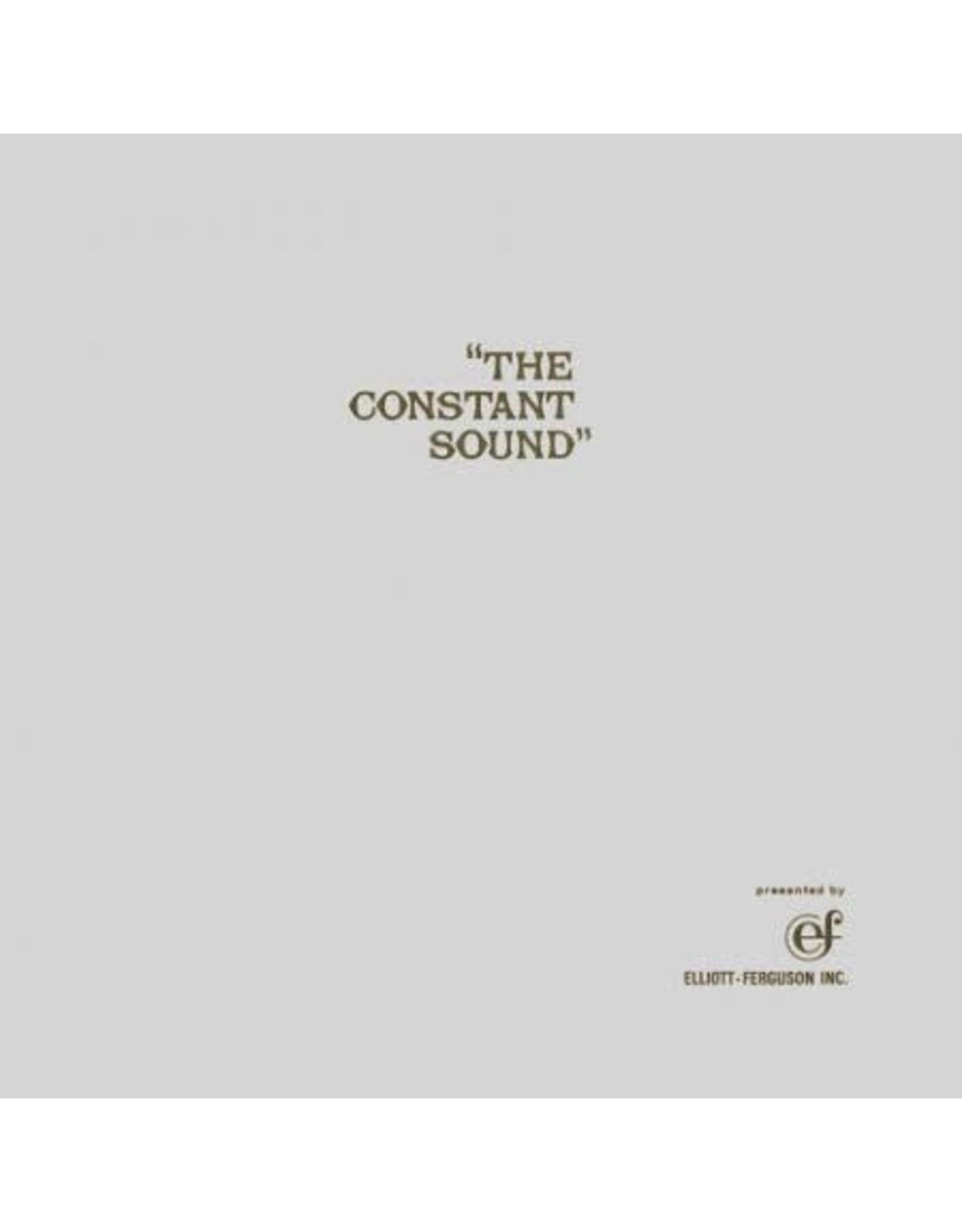 New Vinyl The Constant Sound - S/T LP