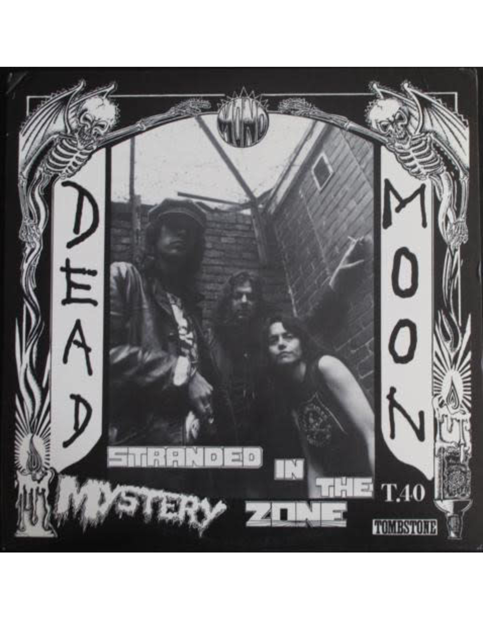 New Vinyl Dead Moon - Stranded In The Mystery Zone LP
