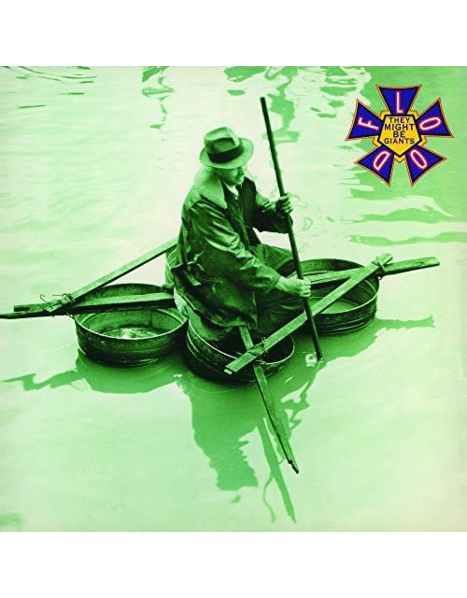 New Vinyl They Might Be Giants - Flood [Holland Import] LP