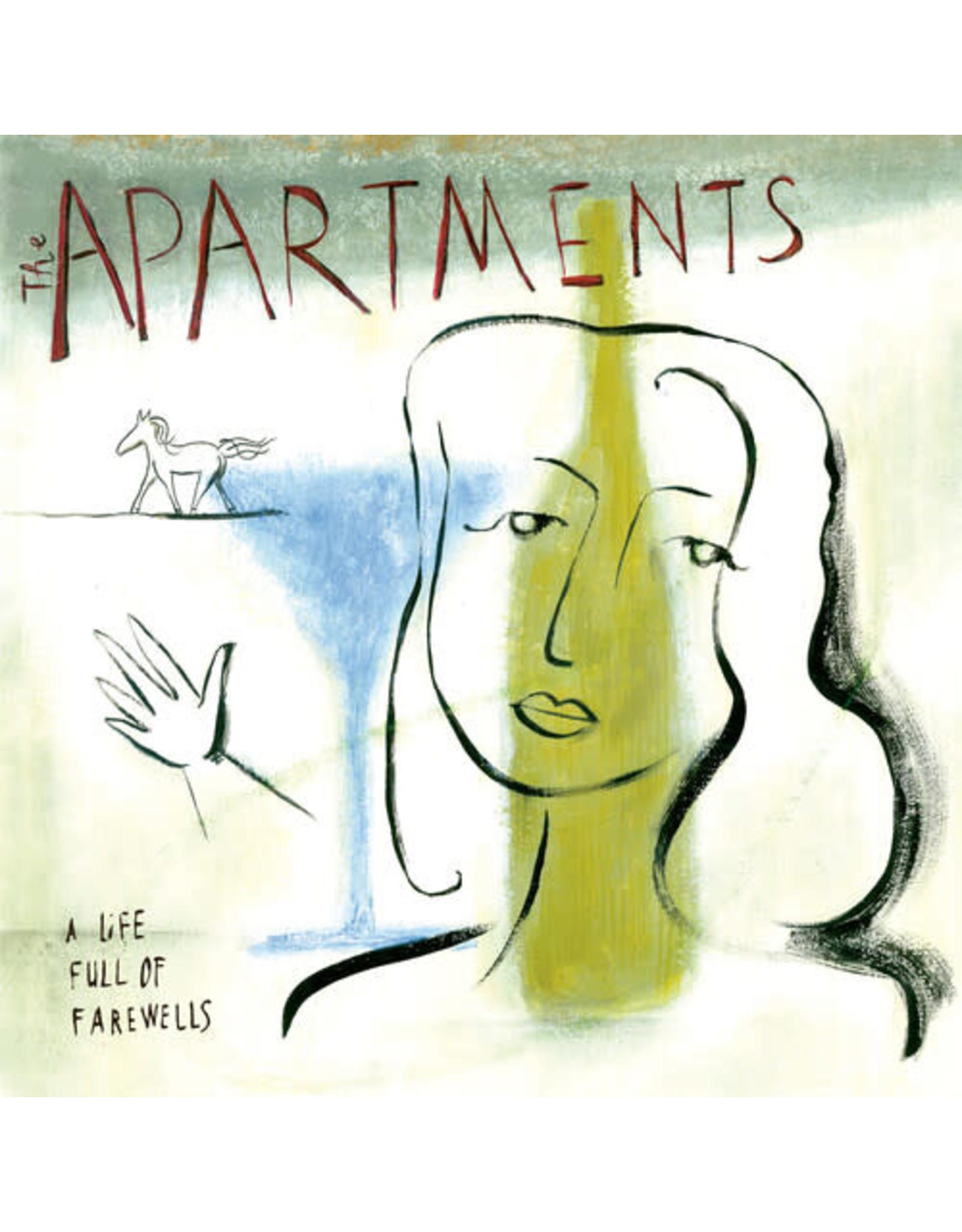 New Vinyl The Apartments - A Life Full Of Farewells LP