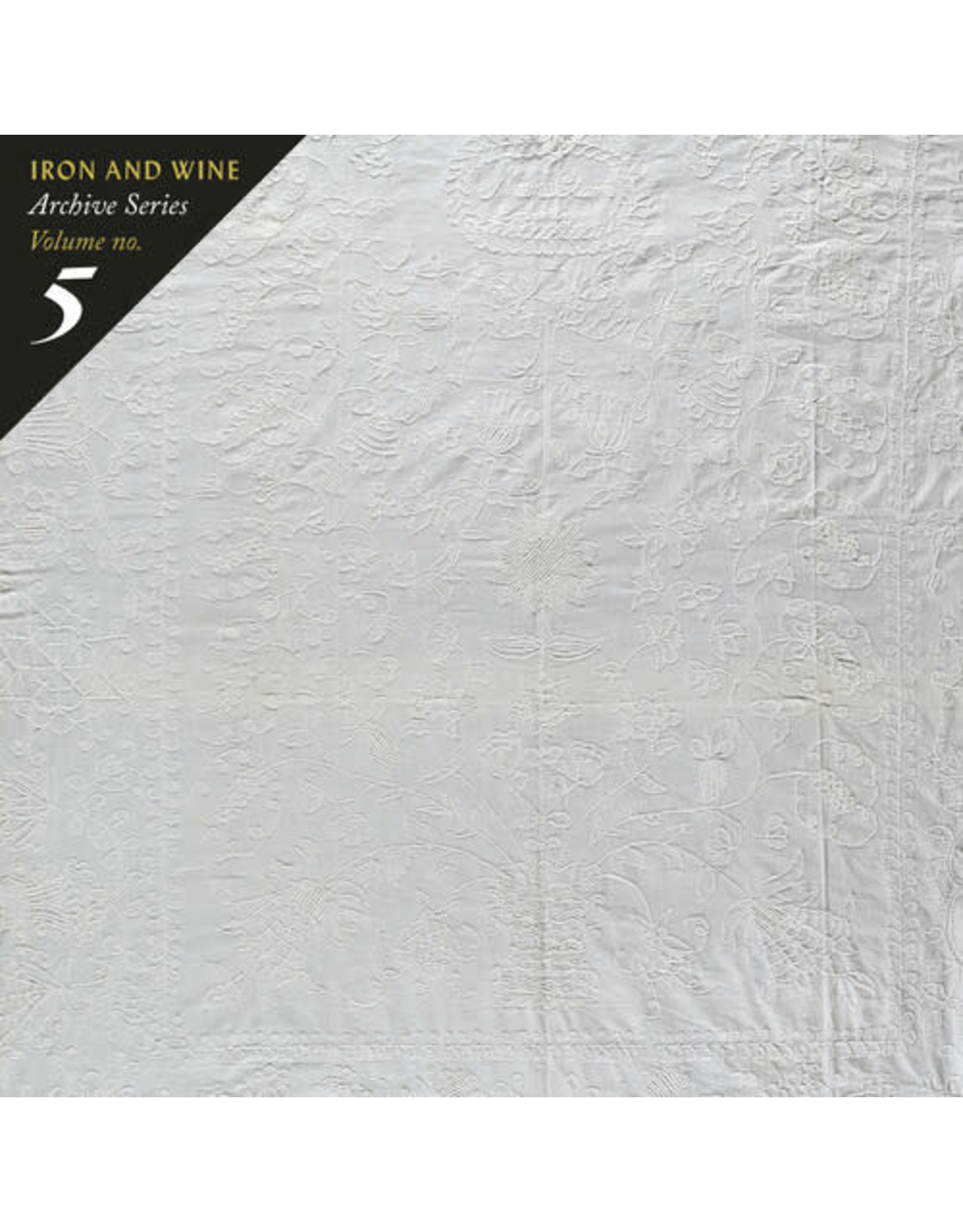 New Vinyl Iron & Wine - Archive Series Vol. 5: Tallahassee Recordings (Colored) LP