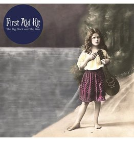 New Vinyl First Aid Kit - The Big Black & The Blue (Colored) LP