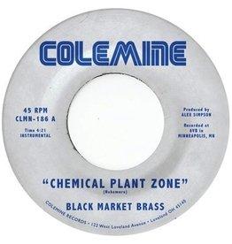 "New Vinyl Black Market Brass - Chemical Plant Zone 7"""